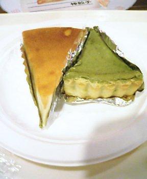 チーズケーキ博覧会再び